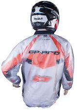 NEW ADULT YOUTH GP-PRO WATERPROOF MUD RAIN OVER JACKET MOTOCROSS OFF ROAD ENDURO