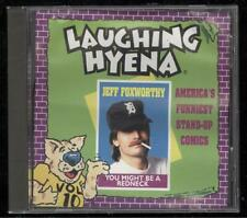 Jeff Foxworthy - Volume 10 You Might Be a Redneck CD Laughing Hyena 1994