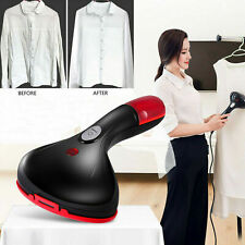 Clothes Garment Steamer Handheld Upright Iron Portable 1300W Easy Steam Sanitise