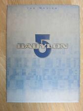 Babylon 5: The Movies. Sechs Babylon 5 Filmabenteuer in einem Deluxe-Set
