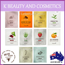 10 pieces x [Skinfood] Beauty In A Food Mask 20ml *AUS Seller* Skin Food