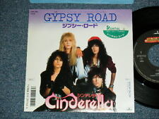 "CINDERELLA Japan 198 NM 7""45 GYPSY ROAD"