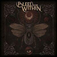 BLEED FROM WITHIN Uprising CD BRAND NEW Ltd Edition 2 Bonus Tracks