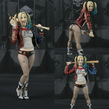 Suicide Squad Harley Quinn Action Figure S.H.Figuarts Collectible Toy In Box