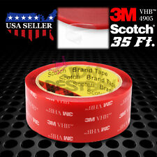 Genuine 3M VHB #4905 Double-Sided Mounting Foam Tape Automotive Car 40mm x 35FT