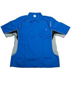 Sparco Racing PIT TECH Button Shirt (100% Genuine)