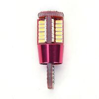 T10 W5W LED 4014SMD 57 LED CANBUS error coche libre LED bombilla de luz lateralH