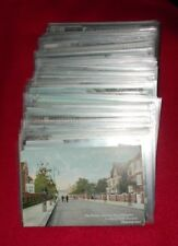 More details for vintage hartmann topographical mainly uk  postcards unused - select postcard