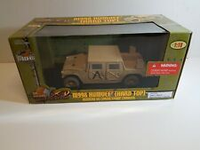 21st Century Toys 1:18 Ultimate Soldier M998 Humvee Hard Top Factory Sealed