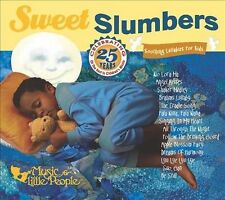 Sweet Slumbers Music for Little People Soothing Lullabies for Kids (CD) Ships