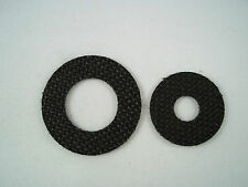 Carbontex Smooth Drag washer kit set Shimano Calcutta TE100DC TE100GT Carbon