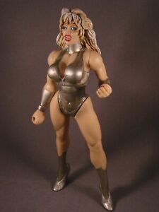 Custom DREAM GIRL Nura Nal Legion of Super Heroes DC Universe by ICCI