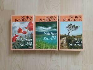 Nora Roberts  Die Sturm-Trilogie