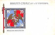 2768) BRIGATA CASALE 11 E 12  REGGIMENTO FANTERIA.