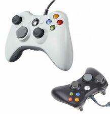 Luemm jl-yx-360 Microsoft Xbox 360 Controller Compatibile a PC con Cavo USB - Nero/Bianco