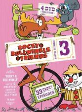 ROCKY & BULLWINKLE & FRIENDS TV SERIES COMPLETE SEASON 3 New Sealed DVD