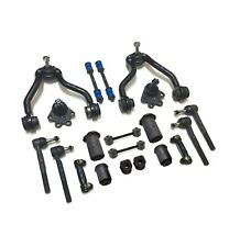20 Pc Control Arms Sway Bar Links Tie Rods Kit for Blazer Yukon K1500 Suburban