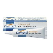 * DERMATIX SILICONE GEL 15G FOR SCAR REDUCTION TRANSPARENT QUICK-DRYING SCARS
