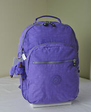 Kipling BP3020 Seoul French Lavender Backpack with Laptop Protection