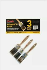 Purdy Monarch Elite Paint Brush Set - 3 Piece