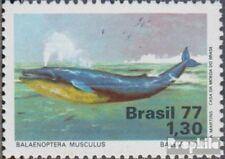 Brasilien 1597 (kompl.Ausg.) postfrisch 1977 Naturschutz