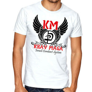 Tshirt Krav Maga - martial arts - Difesa personale - maglietta arti marziali