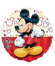 "Mickey Mouse 18"" Anagram Balloon Birthday Party Decorations"