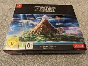The Legend Of Zelda: Link's Awakening Limited Edition (Nintendo Switch