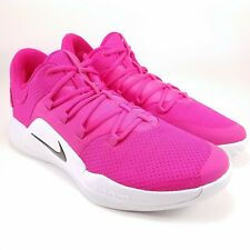 Nike Hyperdunk X Low Pink Kay Yow Breast Cancer Promo AT3867-609 Men's Size 12.5