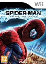 Wii-Spider-Man: Edge of Time /Wii  (UK IMPORT)  GAME NEW
