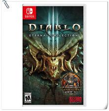 SWITCH Diablo III: Eternal Collection Nintendo Blizzard Action RPG Games