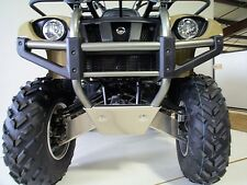 YAMAHA GRIZZLY 660 FRONT SKID PLATE .190 Thick / GRIZZLY 660 SKIDS