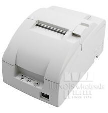 Epson TM-U220B POS Printer, Parallel Interface, Cool White