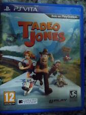 Las Aventuras de Tadeo Jones PS Vita aventura acción en castellano In english