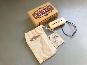 Seymour Duncan Antiquity P-90 Soapbar Neck Pickup Cream Cover. New In Box Mint