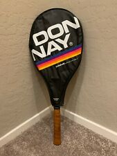 Donnay Around The World Bjorn Borg Light 3 Tennis Racket w Cover Graphite