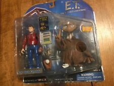 Vintage E.T. and Elliott Toys R Us Exclusive Action Figures New Sealed