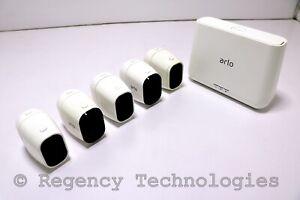 ARLO PRO 5-CAMERA WIRELESS SECURITY CAMERA SYSTEM | VMS4530 | PLEASE READ