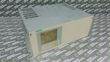 USED Siemens LDS 6 In-Situ Laser Process Multi-Gas Analyzer 7MB6021-0DF00-0FX