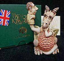 Harmony Kingdom Tour de Force V2 Dragon Figurine 2005 Fe 500 Sgn England made