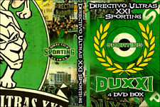 dvd box directivo xxl duxxi sporting lissabon part 1