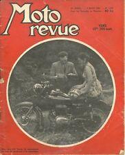 Moto Zeitschrift Nr. 1250 von 1955, die 500 Ariel Twin Kh