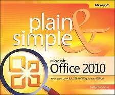 Microsoft Office 2010 Plain & Simple-ExLibrary