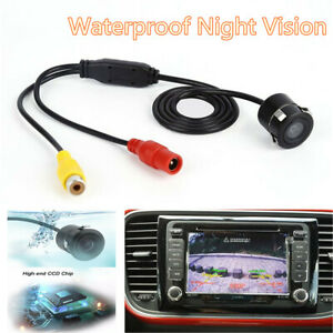 Car Rear View Camera Auto Parking Reverse Backup Camera Waterproof Night Vision