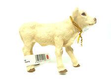 S18) NEU PAPO (51157) Charolais Kalb Tierfiguren Bauernhof Haustiere