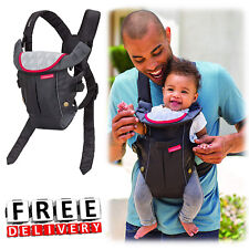 Infant Baby Carrier Newborn Compact Comfortable Infantino Front Backpack