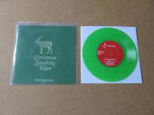 "V/A TWISTED NERVE Christmas Stocking Filler GREEN VINYL 7"" ELBOW BADLY DRAWN BOY"