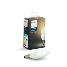 Single Bulb E14 Cool White Light Dimmable Smart Control with Hue Bridge PHILIPS