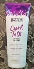 Not Your Mother's Curl Talk Defining Hair Cream 6 Oz