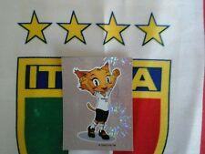 Figurina  panini  WM 2011 Germany n. 5 BADGE SCUDETTO MASCOTTE RARA